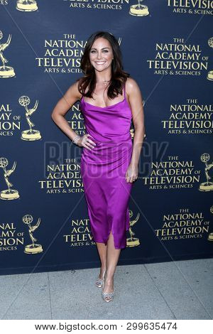 LOS ANGELES - MAY 1:  Jade Harlow at the 2019 Daytime Emmy Nominees Reception at the Castle Green on May 1, 2019 in Pasadena, CA