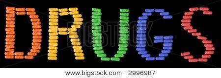 Pills Spelling Drugs