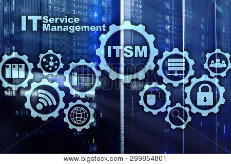 Itsm. It Service Management. Concept For Information Technology Service Management On Supercomputer