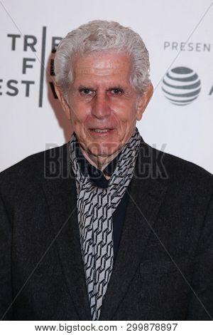NEW YORK, NY - MAY 03. 2019: Actor Tony Roberts attends at