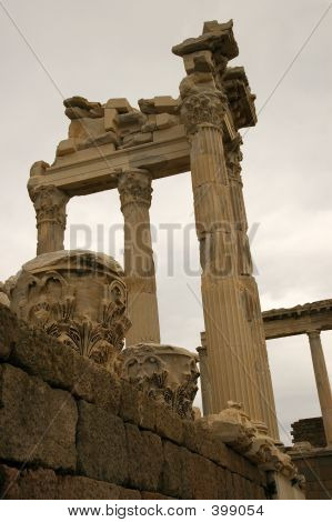 Ruins Of Pergamon