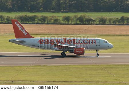 Trabzon, Turkey - July 08, 2016: Trabzon Airport Is The Biggest Airport Of The Black Sea Region Of T