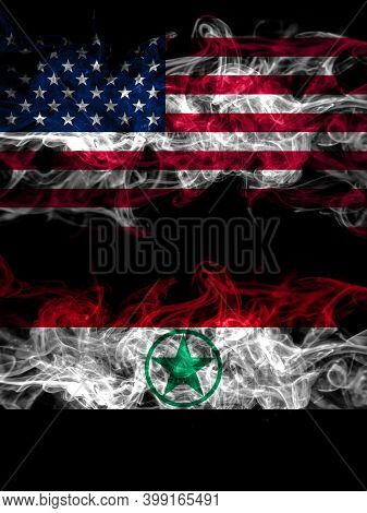 United States Of America, America, Us, Usa, American Vs Arabistan, Democratic Revolutionary Front Fo