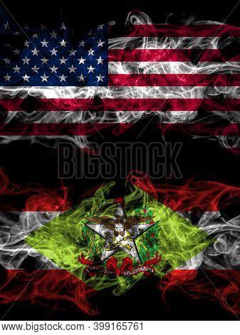 United States Of America, America, Us, Usa, American Vs Brazil, Brazilian, Santa Catarina Smoky Myst