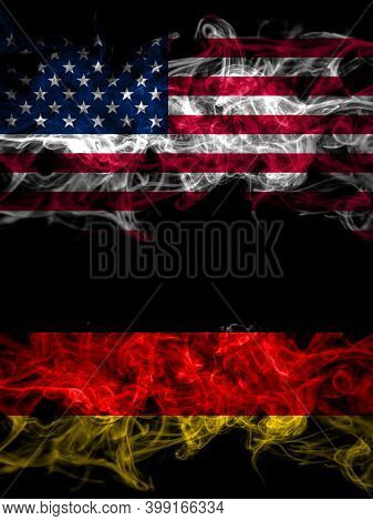 United States Of America, America, Us, Usa, American Vs Germany, German, Deutschland Smoky Mystic Fl