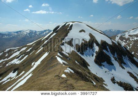 Nortern Part Of Glen Shiel, Scotland