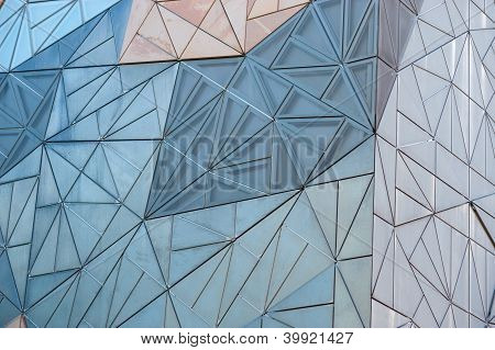 Federation Square Building - Melbourne, Australia