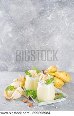 Banana Pudding For Breakfast