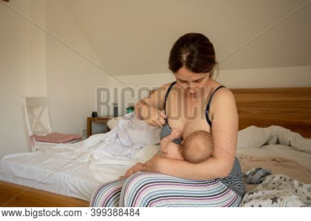 Breastfeeding Is Important For A Newborn Baby