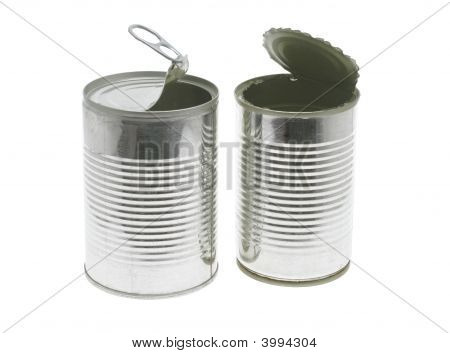 Open Tin Cans
