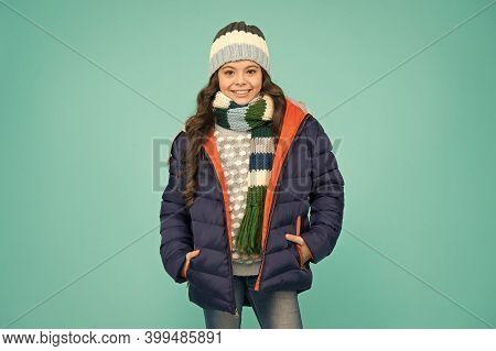 Best Kid Friendly Holidays. Happy Child Enjoy School Holidays. Little Girl Celebrate Winter Holidays