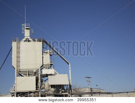 Cement facility