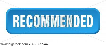 Recommended Button. Recommended Square 3d Push Button
