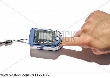 Diagnosis Of Diseases Of The Respiratory System Using Peripheral Capillary Oxygen Saturation Meter S