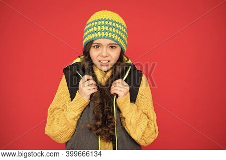 Something Wrong. Winter Weather Forecast. Wear Warm Clothes. Fashion For Kids. Pick Matching Accesso