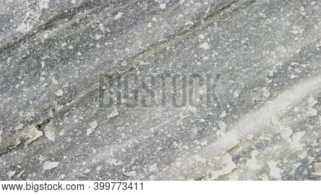 Natural Estremoz Gray Marble Stone Texture Background. Estremoz Gray Marble Surface For Interior And