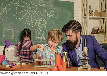 Child Care And Development. Critical Thinking And Problem Solving. Science Club Afterschool Program.