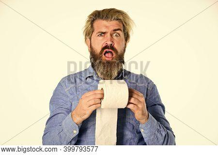 Absorbing Liquids. Rushed Panic Buy Toilet Paper. Toilet Paper Roll. Hipster Holding Toilet Paper. S