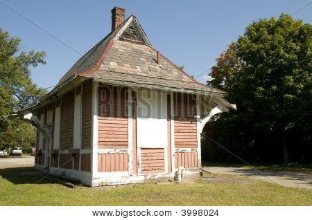 Old Train Station Millwood New York