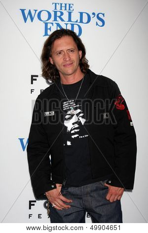 LOS ANGELES - AUG 21:  Clifton Collins, jr. at