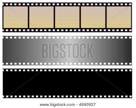 The Collection Of Photographic Film