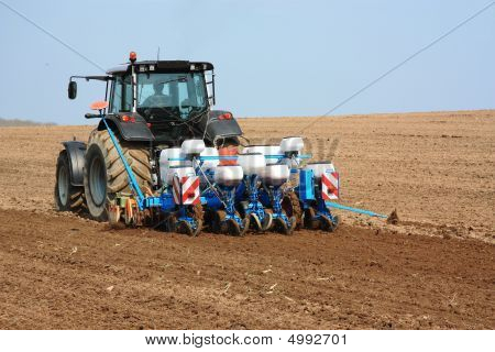 Agricultural Planter