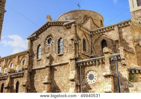 Saint Louis Des Capucins Church