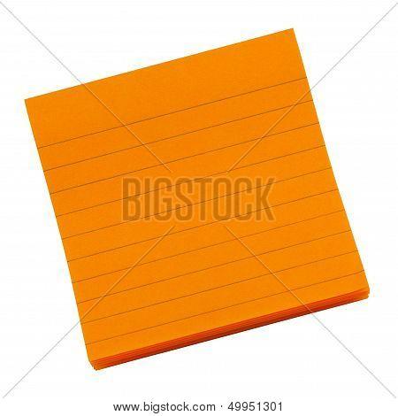 Orange Note