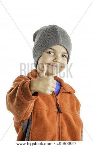 Child Winter Clothes 2