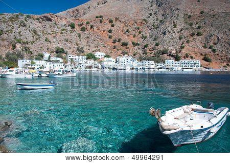 Crete, Loutro