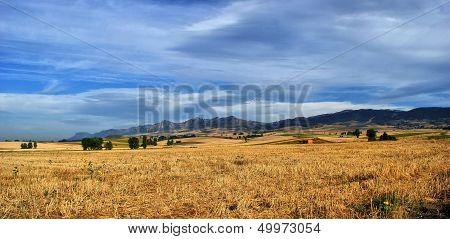 Castilla La Mancha landscape