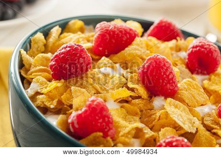 Healthy Cornflake Cereal