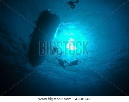 Scuba Diver's Accent