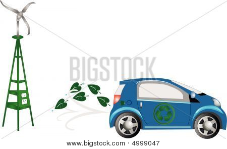 Environmental Vehicle
