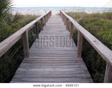 Board walk