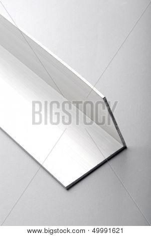 Aluminum profile poster