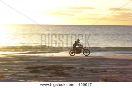 Sunset Riding
