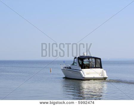 Inboard Fishing Boat