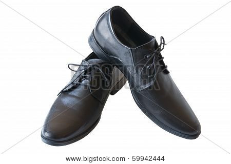 The Black Man's Shoes