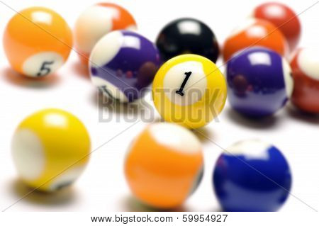 Biliard Balls