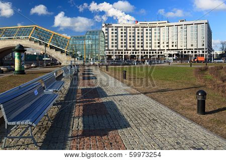 Radisson Slavyanskaya Hotel and Business Centre