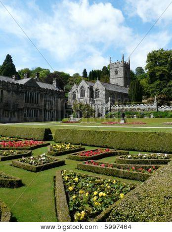 Gardens at Lanhydrock Castle