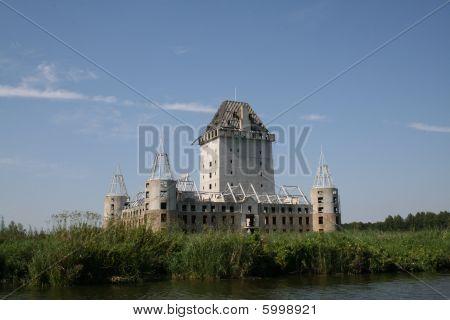 Unfinished Castle