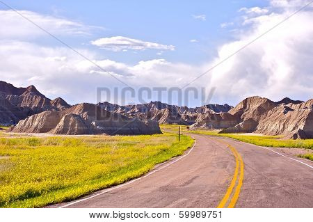 Badlands Road