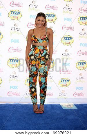 LOS ANGELES - AUG 10:  Jordin Sparks at the 2014 Teen Choice Awards at Shrine Auditorium on August 10, 2014 in Los Angeles, CA
