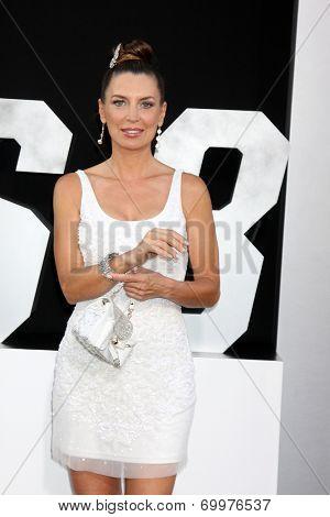 LOS ANGELES - AUG 11:  Sandra Vidal at the