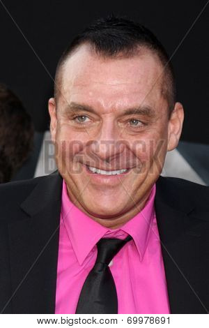 LOS ANGELES - AUG 11:  Tom Sizemore at the