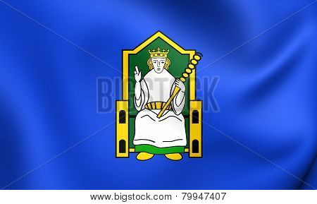 Flag Of Mide, Ireland.