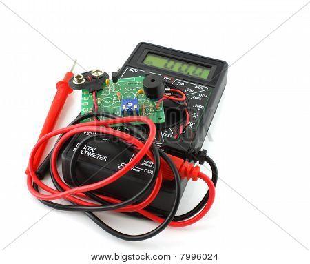 Digital Multimeter And Electronics Ultrasonic Repellent
