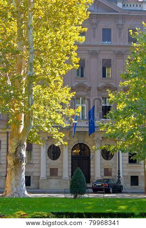 Ministry Of Foreign Affairs Of Croatia